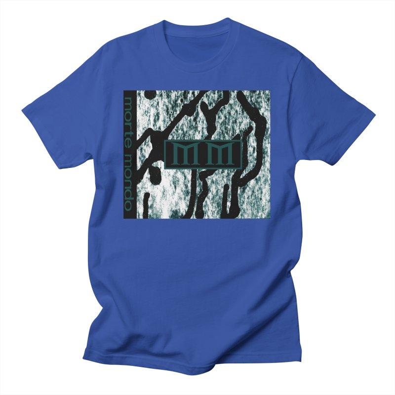 River Men's T-Shirt by Morte Mondo