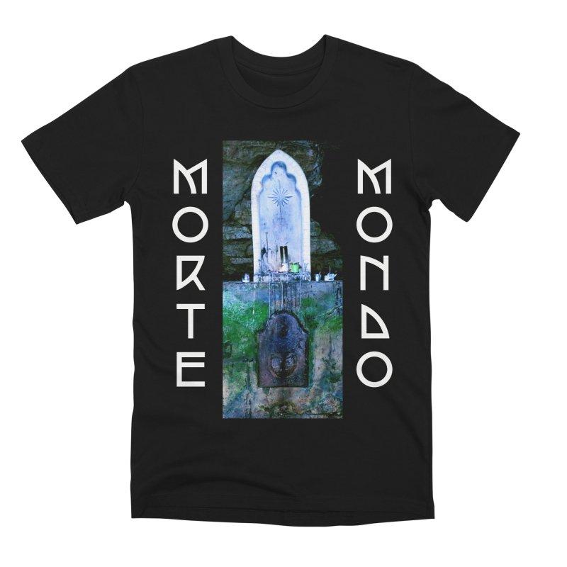 Shrine Men's T-Shirt by Morte Mondo