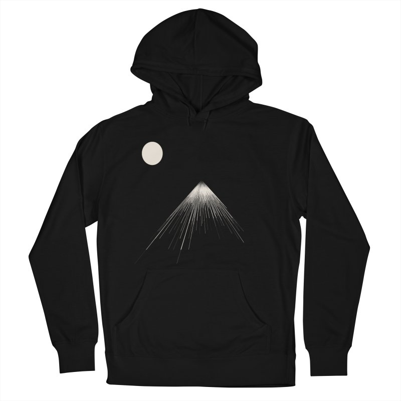 Mountain Peak Men's Pullover Hoody by tammykushnir's Artist Shop