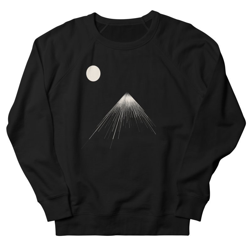 Mountain Peak Men's Sweatshirt by tammykushnir's Artist Shop