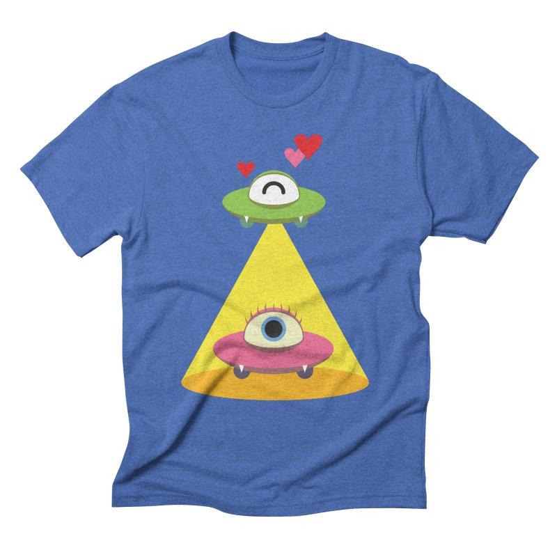 MIKA & NOBU Men's T-Shirt by Sidewise Clothing & Design