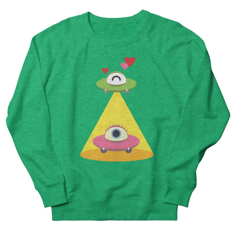 MIKA & NOBU Women's Sweatshirt by Sidewise Clothing & Design