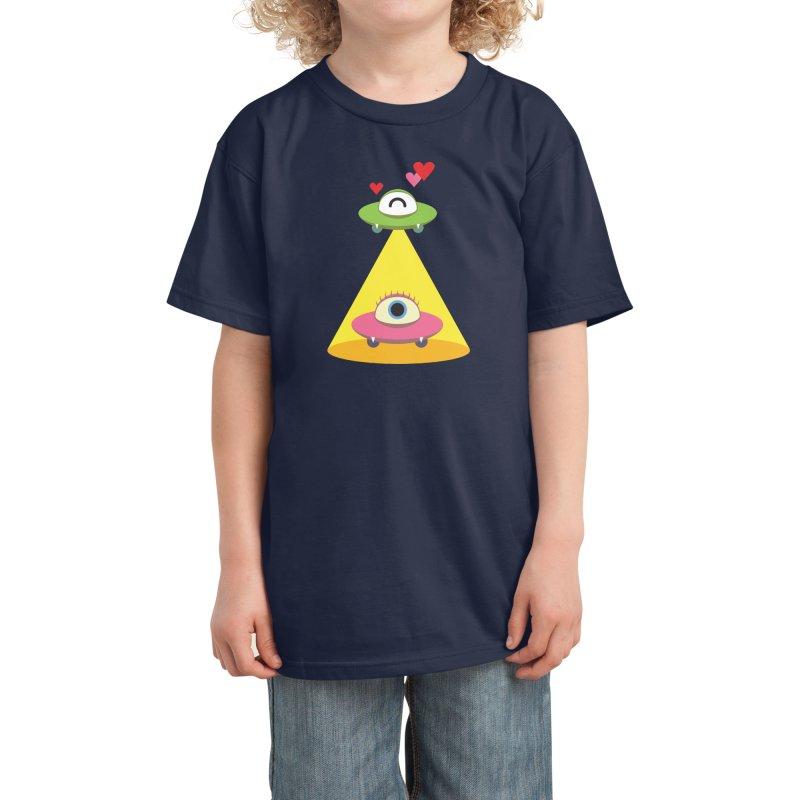 MIKA & NOBU Kids T-Shirt by Sidewise Clothing & Design