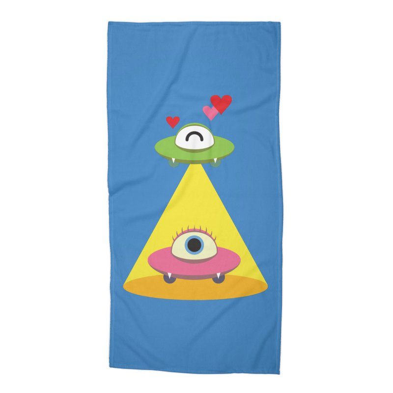 MIKA & NOBU Accessories Beach Towel by Sidewise Clothing & Design