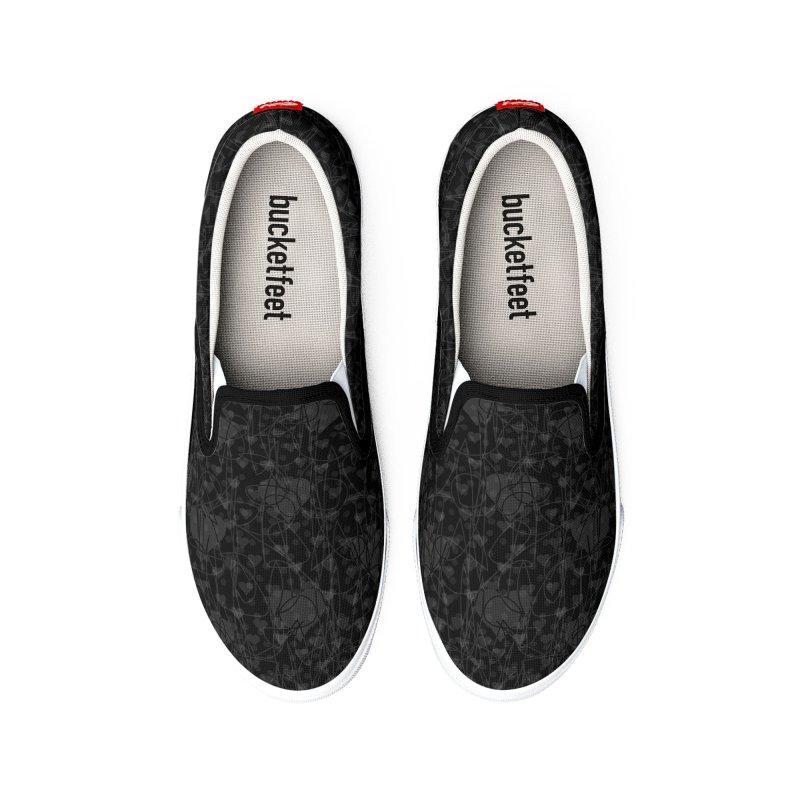Dark Heart Women's Shoes by Tangerine Dusk By KA