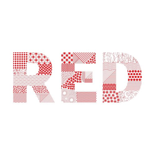 Design for RED - Pattern Type