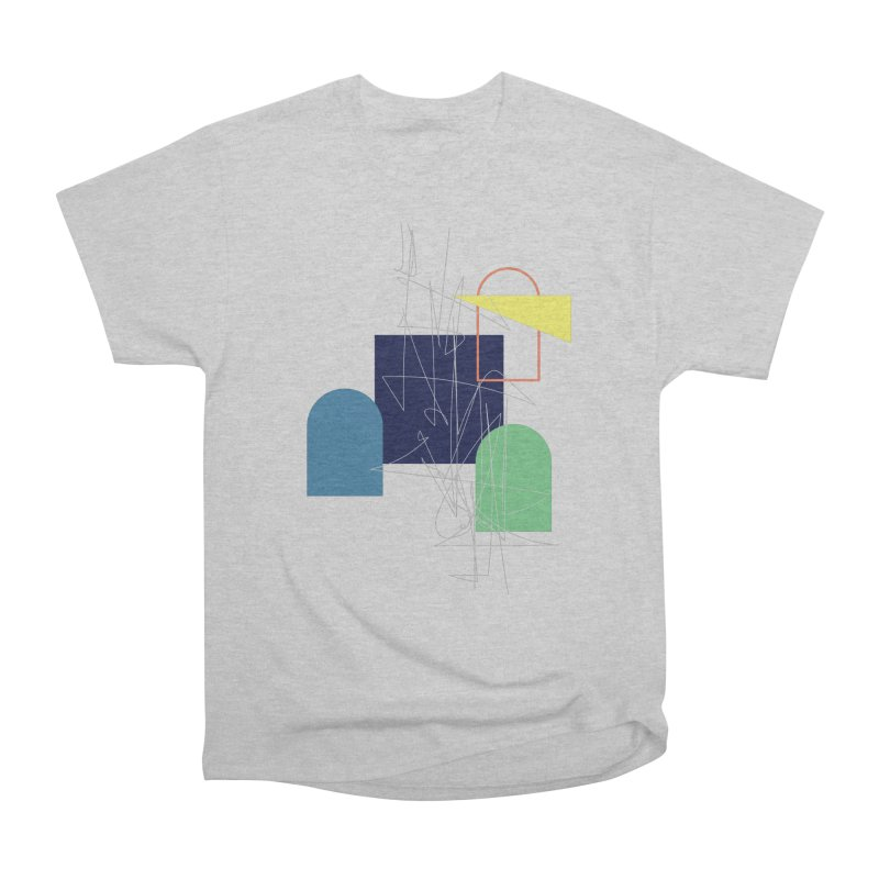 and then Men's T-Shirt by Tangerine Dusk By KA