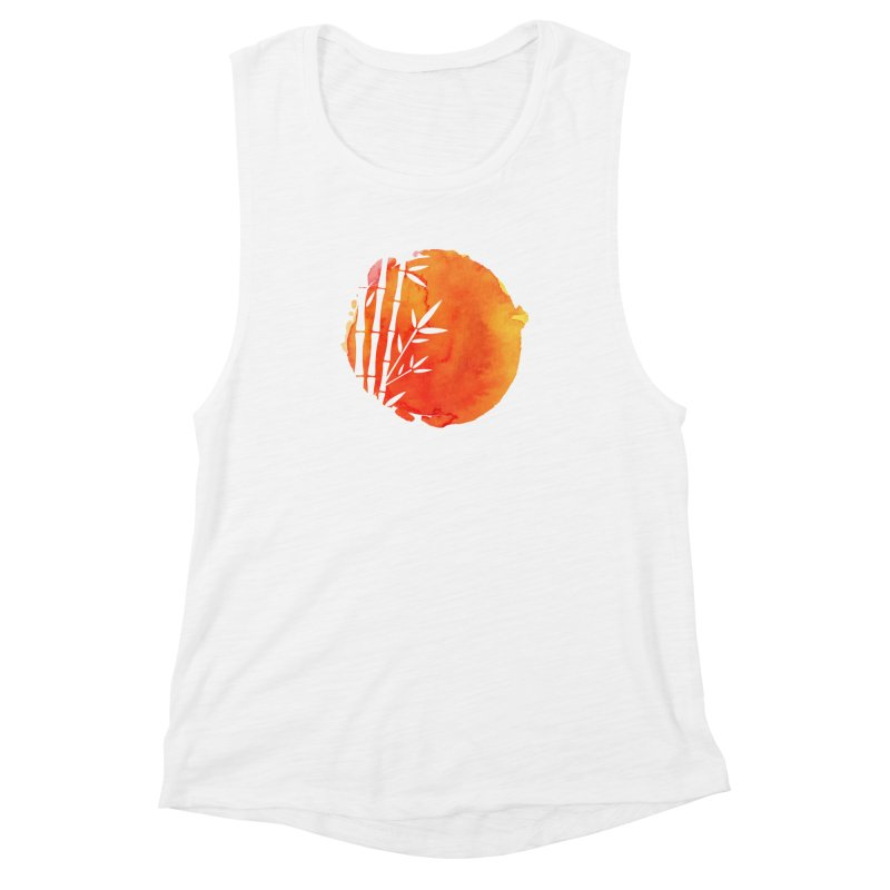 Tangoristo - Japanese Reading app logo Women's Muscle Tank by Tangoristo - Japanese Reading app shop