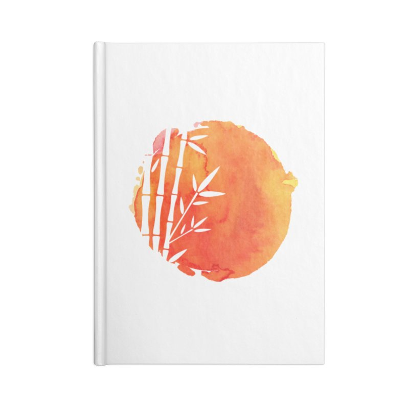 Tangoristo - Japanese Reading app logo Accessories Blank Journal Notebook by Tangoristo - Japanese Reading app shop