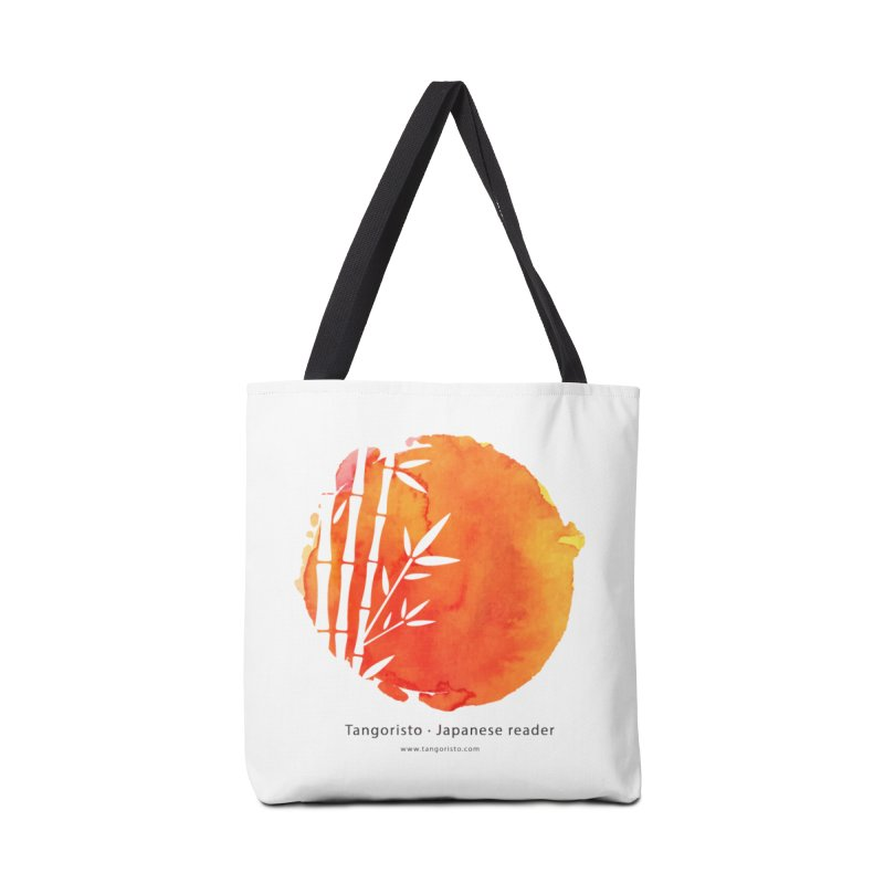 Tangoristo - Japanese Reading app logo with text in Tote Bag by Tangoristo - Japanese Reading app shop