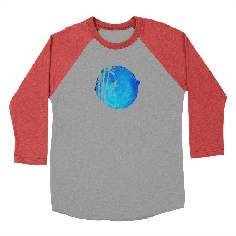 Tangoristo - Japanese Reader logo - Night mode Women's Baseball Triblend Longsleeve T-Shirt by Tangoristo - Japanese Reading app shop