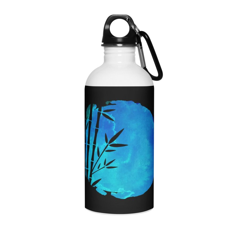 Tangoristo - Japanese Reader logo - Night mode Accessories Water Bottle by Tangoristo - Japanese Reading app shop