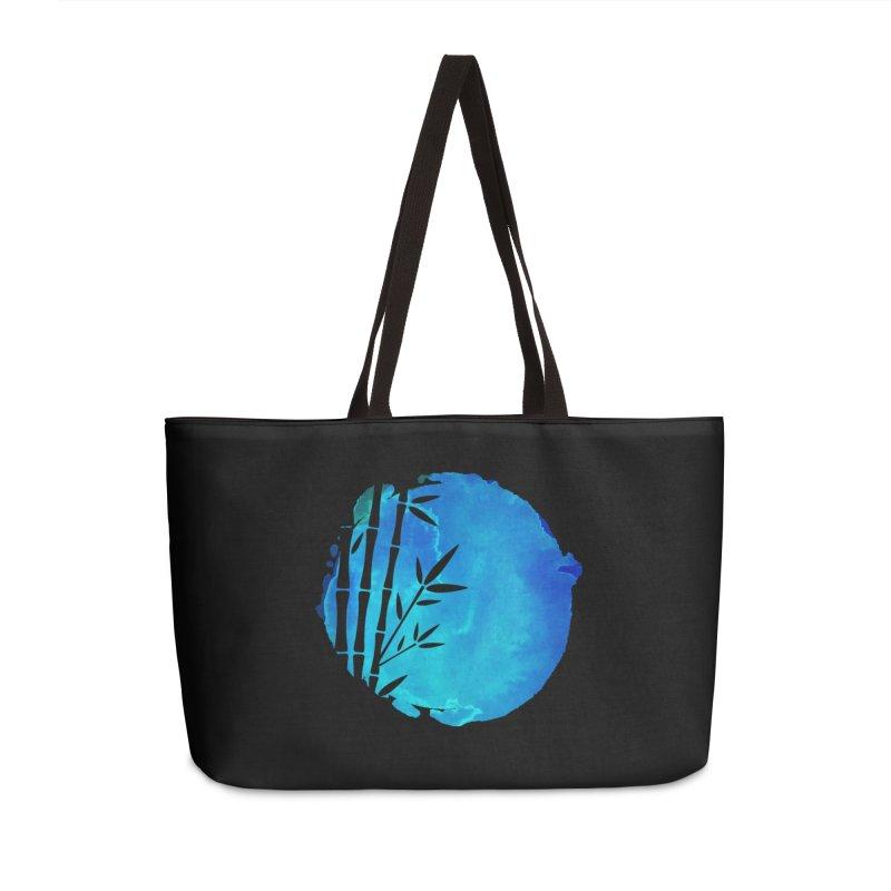 Tangoristo - Japanese Reader logo - Night mode Accessories Weekender Bag Bag by Tangoristo - Japanese Reading app shop