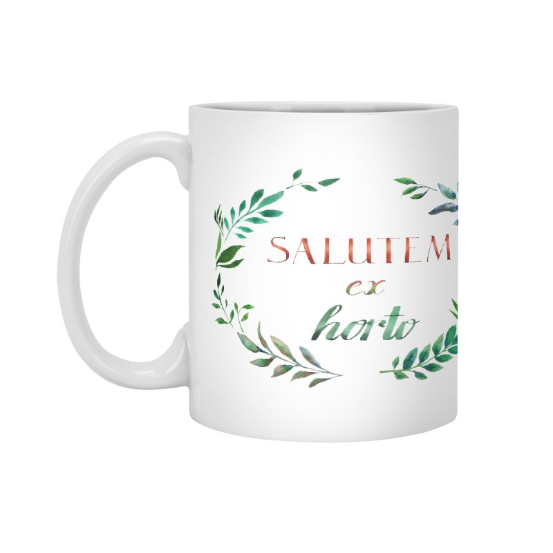 Greetings from the Garden! Accessories Mug by tanjica's Artist Shop