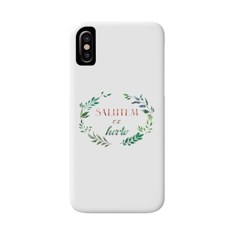 Greetings from the Garden! Accessories Phone Case by tanjica's Artist Shop