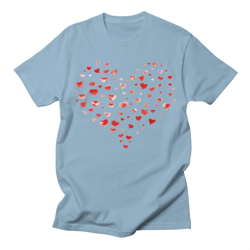 I Heart You Women's Unisex T-Shirt by tanjica's Artist Shop