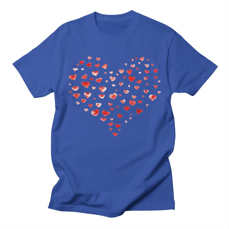 I Heart You Women's Regular Unisex T-Shirt by tanjica's Artist Shop