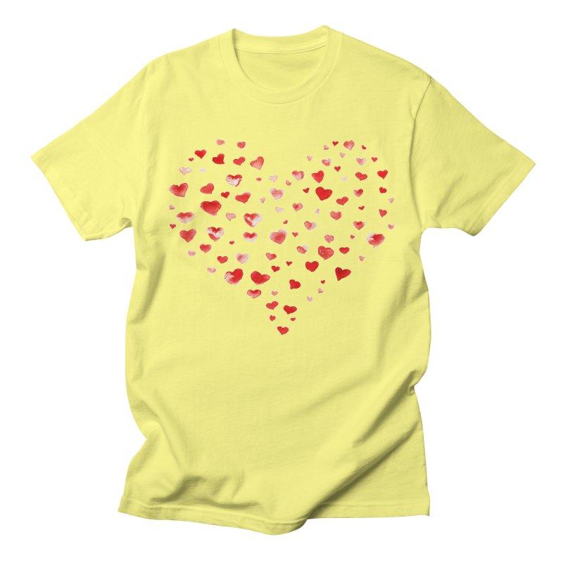 I Heart You Women's Unisex T-Shirt by tanjica's Artist Shop