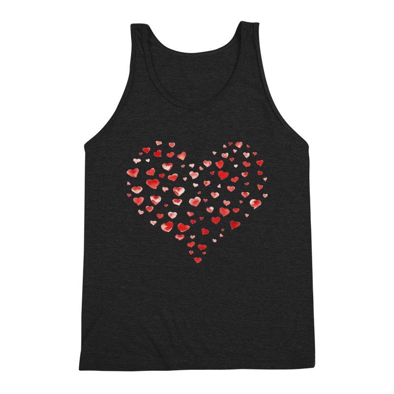I Heart You Men's Tank by tanjica's Artist Shop