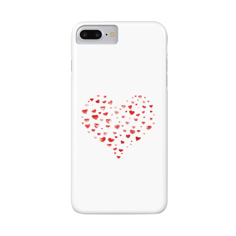 I Heart You Accessories Phone Case by tanjica's Artist Shop
