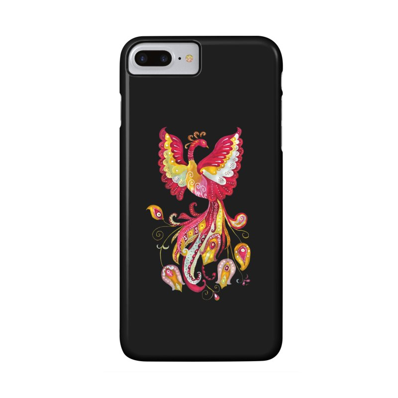 Firebird - Mythical Creature Accessories Phone Case by tanjica's Artist Shop