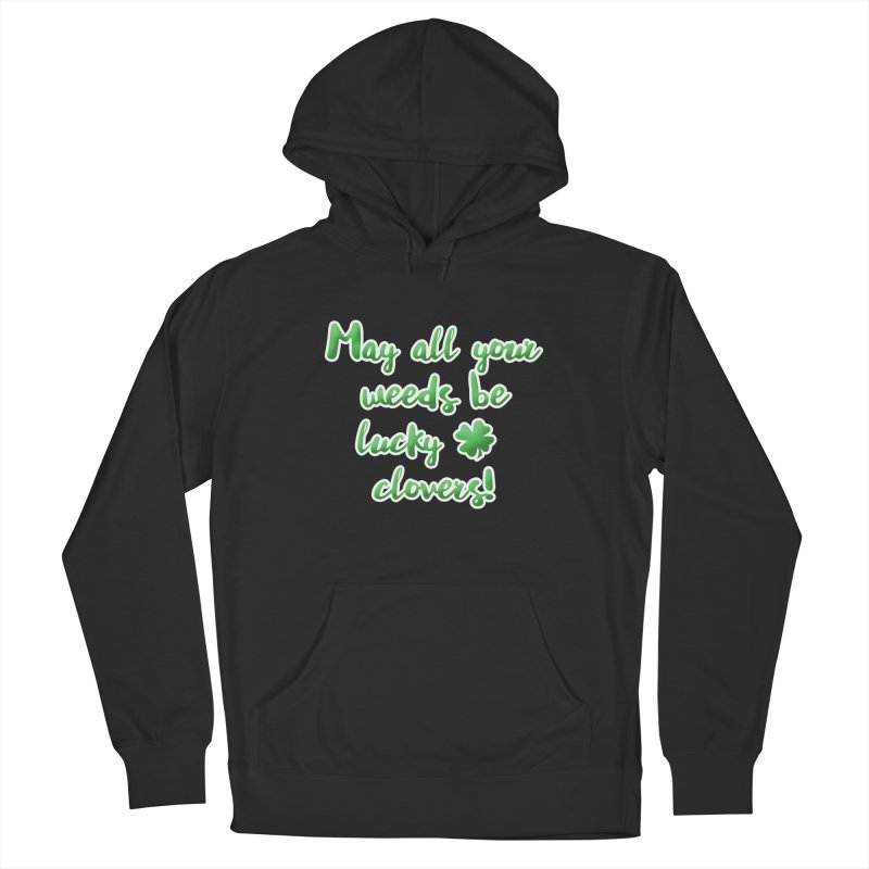 Irish Blessing for Gardeners Men's Pullover Hoody by tanjica's Artist Shop