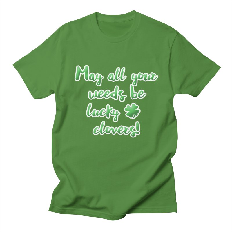Irish Blessing for Gardeners Women's Unisex T-Shirt by tanjica's Artist Shop