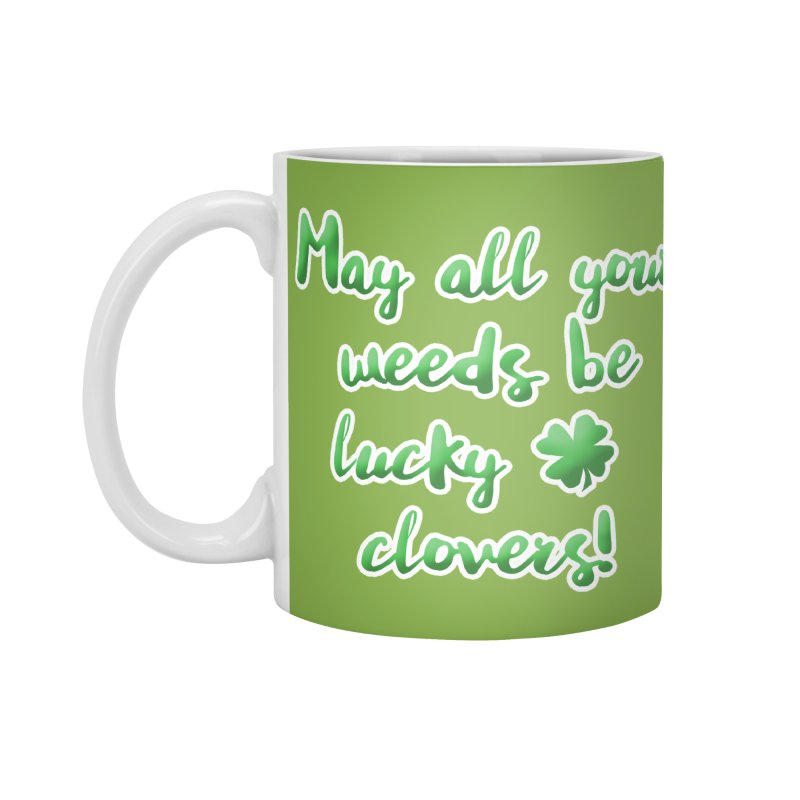 Irish Blessing for Gardeners Accessories Mug by tanjica's Artist Shop