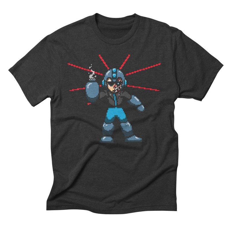 Mega Terminator Men's Triblend T-Shirt by tannerbisson's Artist Shop