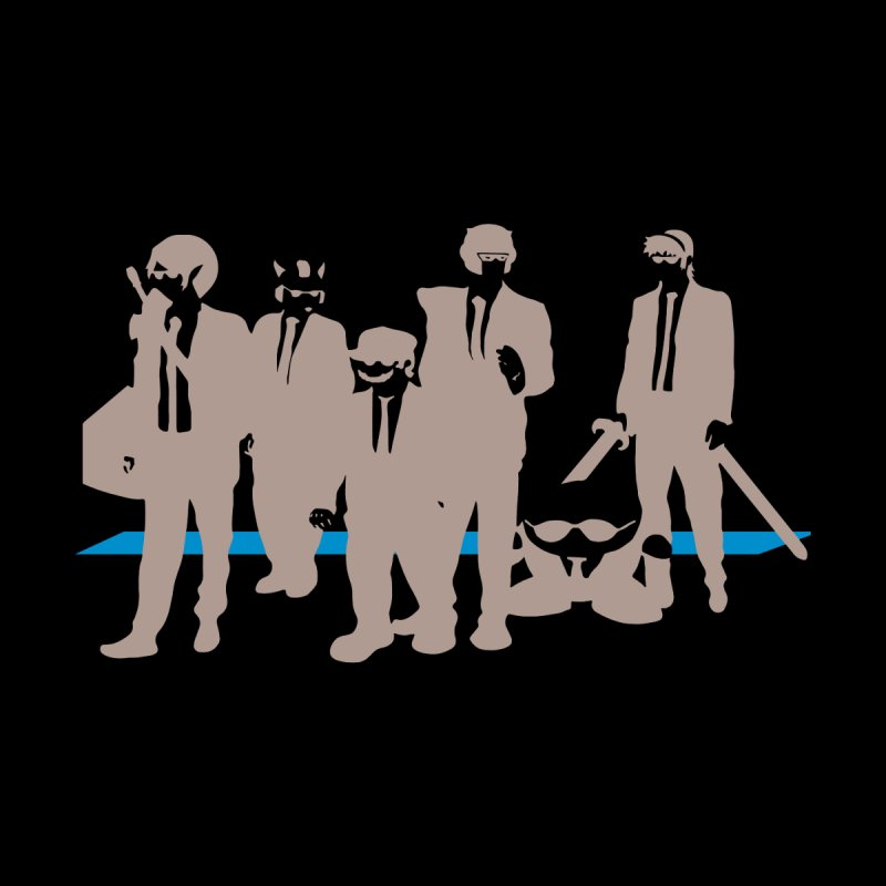 Reservoir Bros. Negative by tannerbisson's Artist Shop