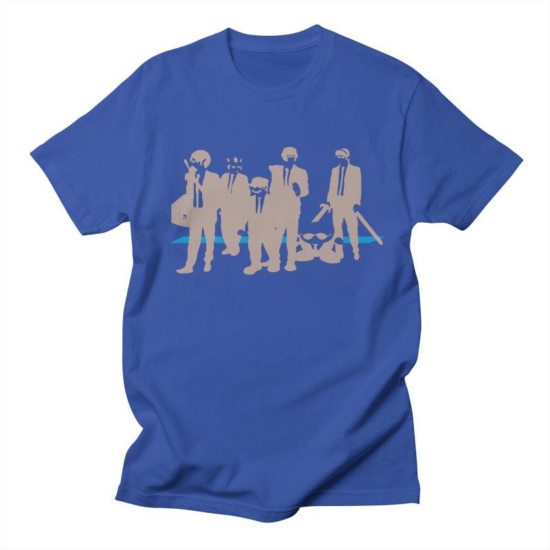 Reservoir Bros. Negative Men's T-Shirt by tannerbisson's Artist Shop