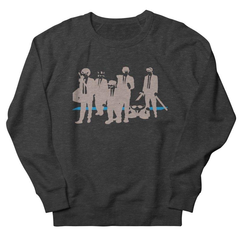Reservoir Bros. Negative Men's Sweatshirt by tannerbisson's Artist Shop