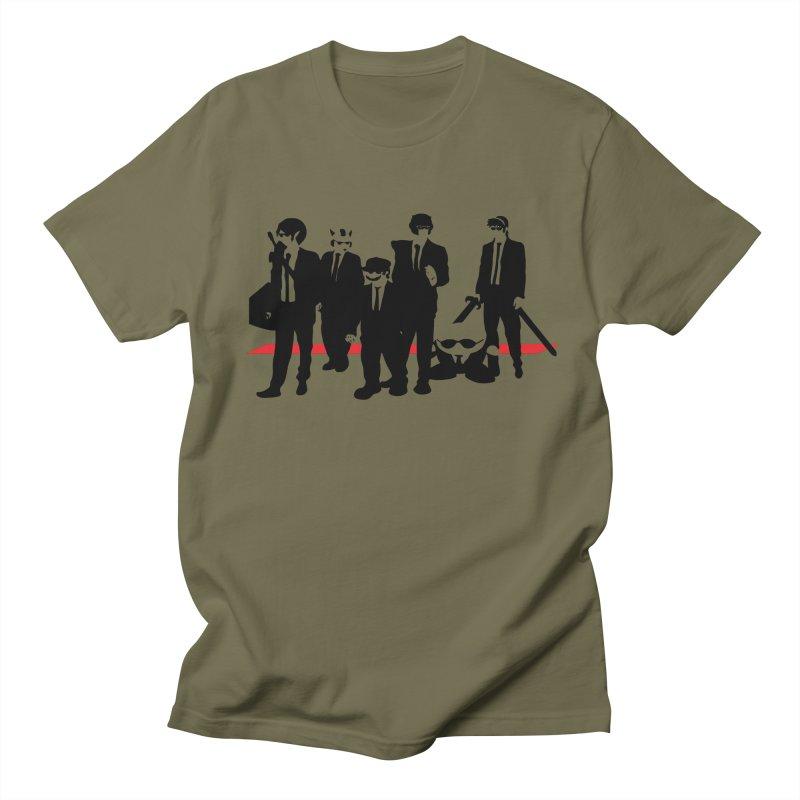 Super Reservoir Bros. Men's T-Shirt by tannerbisson's Artist Shop