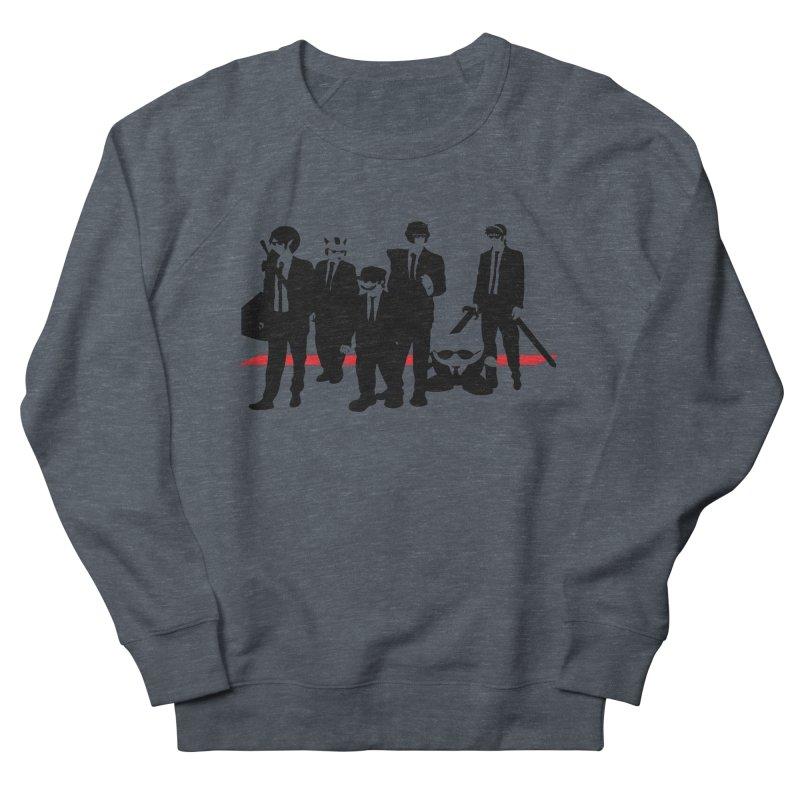 Super Reservoir Bros. Men's Sweatshirt by tannerbisson's Artist Shop