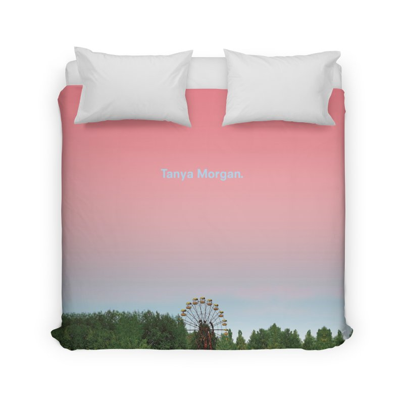 Abandoned Theme Park Home & Accessories Home Duvet by Tanya Morgan's Merch Shop
