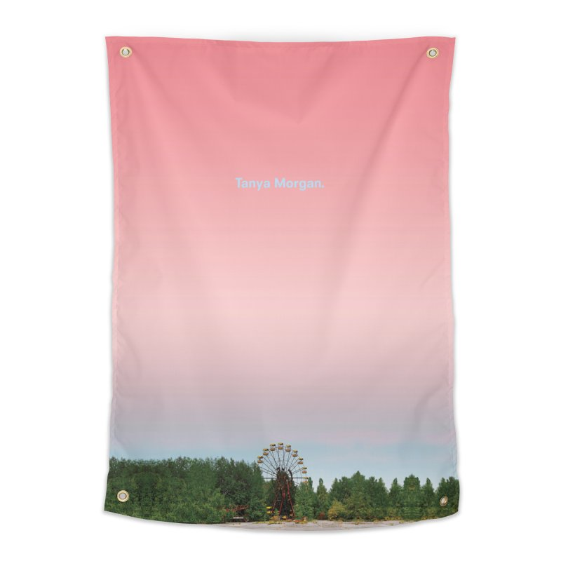 Abandoned Theme Park Home & Accessories Home Tapestry by Tanya Morgan's Merch Shop