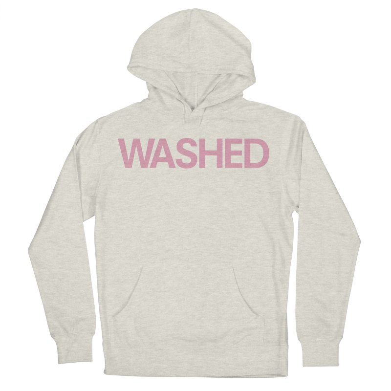 Abandoned Theme Park Washed Shirts Women's Pullover Hoody by Tanya Morgan's Merch Shop