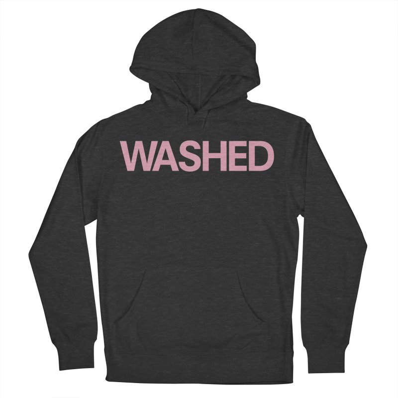 Abandoned Theme Park Washed Shirts Men's French Terry Pullover Hoody by Tanya Morgan's Merch Shop