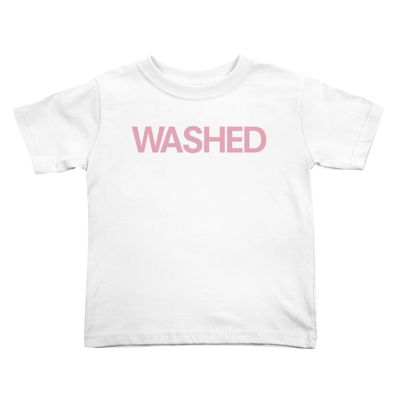 Abandoned Theme Park Washed Shirts Kids Toddler T-Shirt by Tanya Morgan's Merch Shop