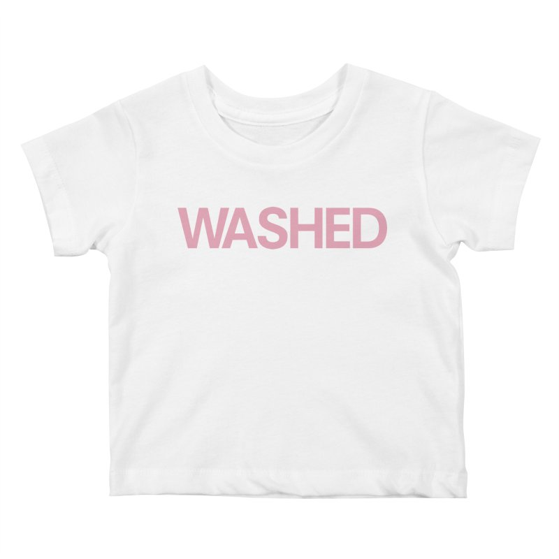 Abandoned Theme Park Washed Shirts Kids Baby T-Shirt by Tanya Morgan's Merch Shop