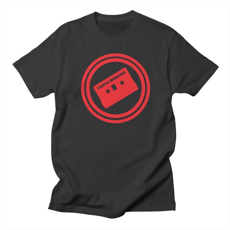 Red Tanya Morgan Logo Shirts Men's T-Shirt by Tanya Morgan's Merch Shop