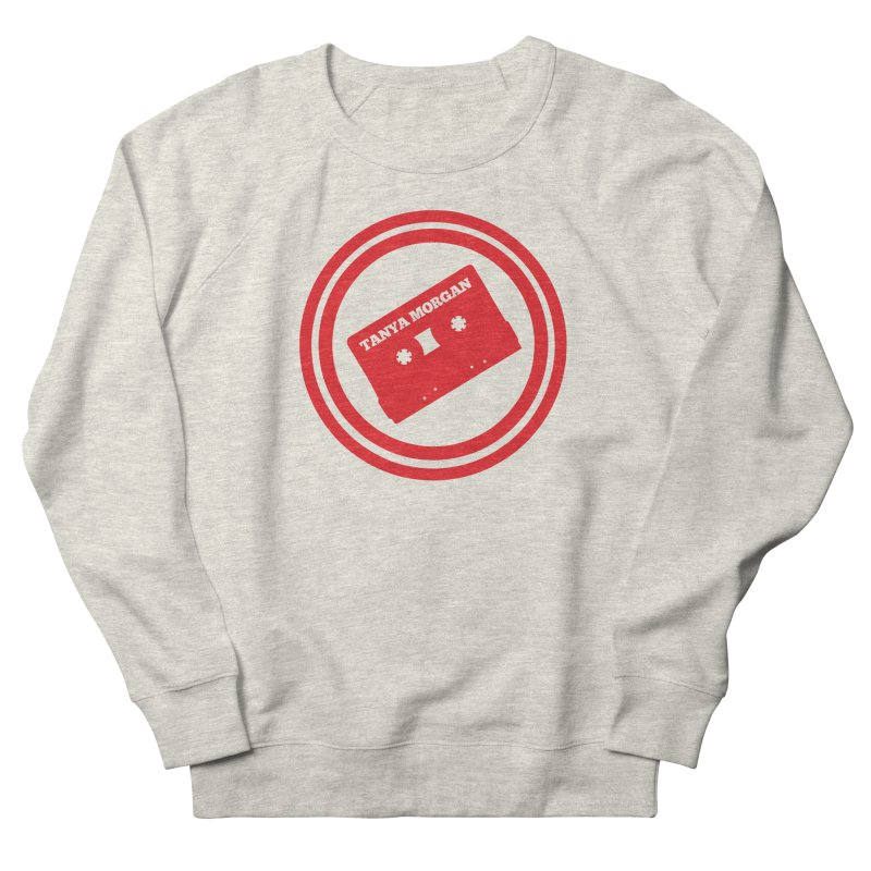 Red Tanya Morgan Logo Shirts Men's Sweatshirt by Tanya Morgan's Merch Shop