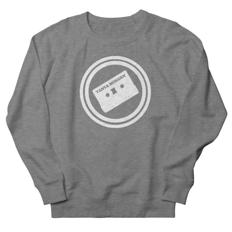 White Tanya Morgan Logo Shirts Men's French Terry Sweatshirt by Tanya Morgan's Merch Shop