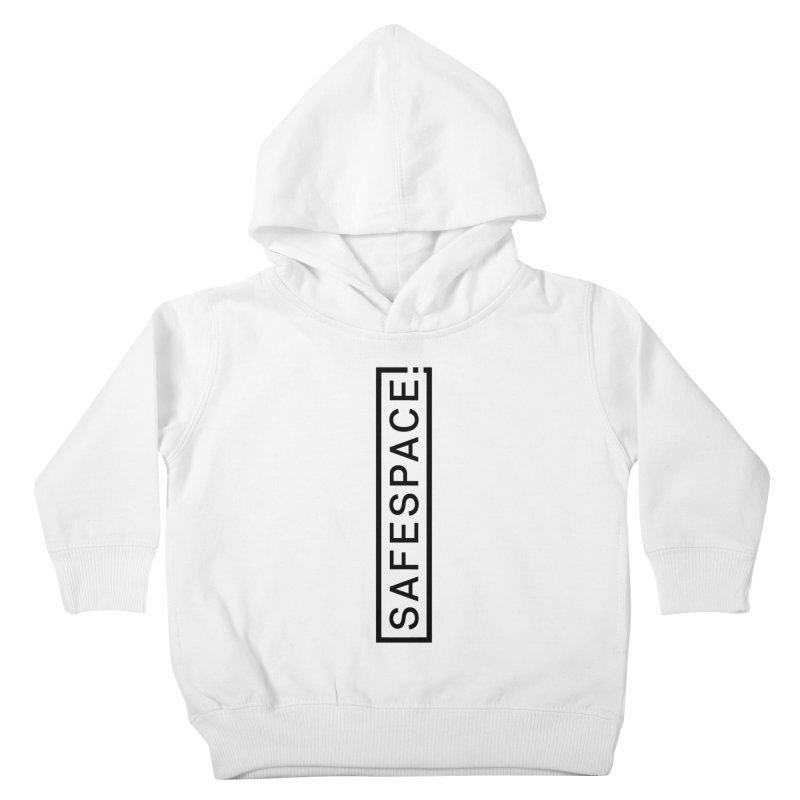 SAFESPACE Logo Shirts Kids Toddler Pullover Hoody by Tanya Morgan's Merch Shop