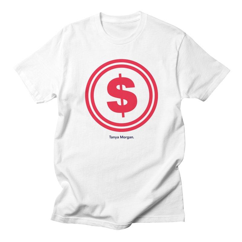 YGWY$4 Logo Shirts Men's T-Shirt by Tanya Morgan's Merch Shop