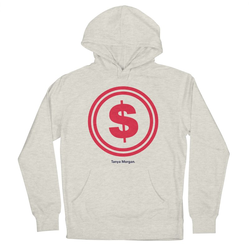 YGWY$4 Logo Shirts Women's French Terry Pullover Hoody by Tanya Morgan's Merch Shop