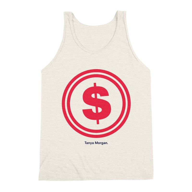 YGWY$4 Logo Shirts Men's Triblend Tank by Tanya Morgan's Merch Shop