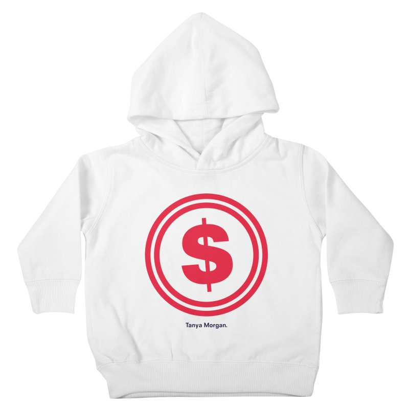 YGWY$4 Logo Shirts Kids Toddler Pullover Hoody by Tanya Morgan's Merch Shop