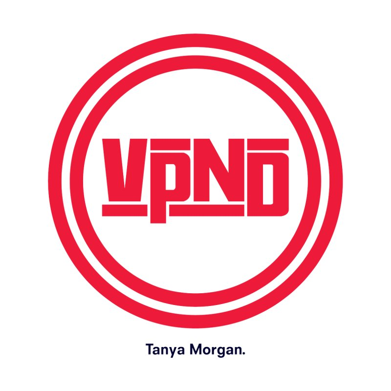 VPND Icon Shirts by Tanya Morgan's Merch Shop