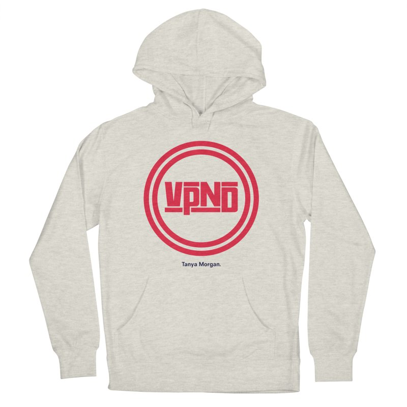 VPND Icon Shirts Women's Pullover Hoody by Tanya Morgan's Merch Shop